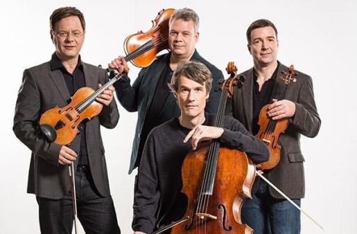 El Vogler Quartett recala en el Claustre de Sant Domingo de Pollença.