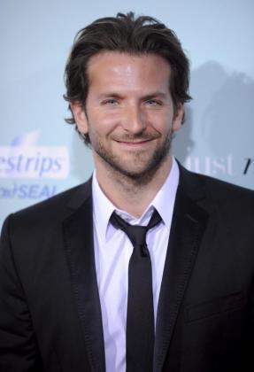 Imagen del actor estadounidense Bradley Cooper.