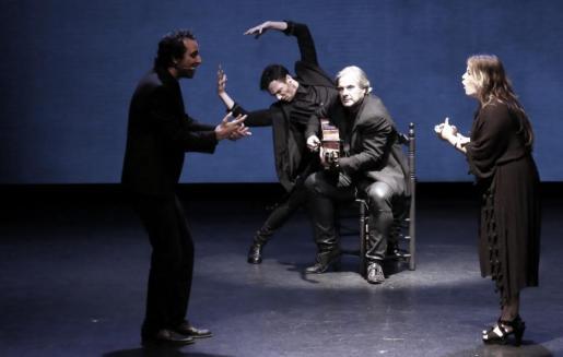'Tic Tac Toe' ganó el primer premio del Certamen Coreográfico de Danza Española
