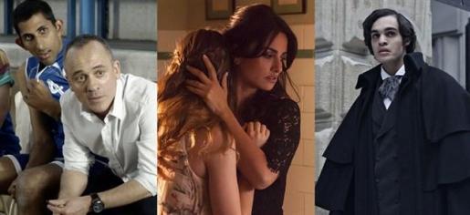 'Campeones', 'Handía' y 'Todos lo saben', las películas españolas preseleccionadas para los Oscar.