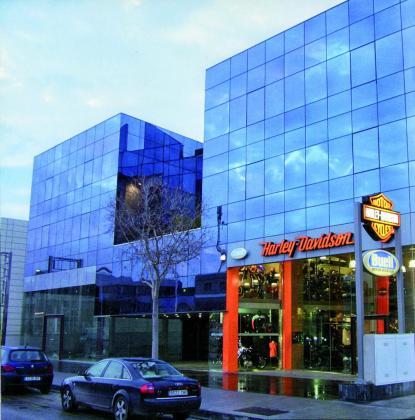 Las oficinas están situadas en la Vía Asima, principal arteria del polígono Son Castelló.