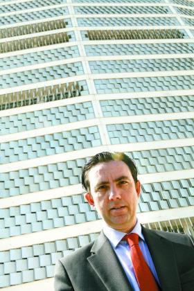 Alejandro Sáenz de San Pedro, director de ASIMA, la Asociación de Industriales de Mallorca.