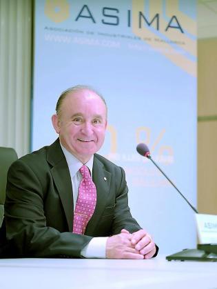 Francisco Martorell Esteban, vicepresidente primero de ASIMA