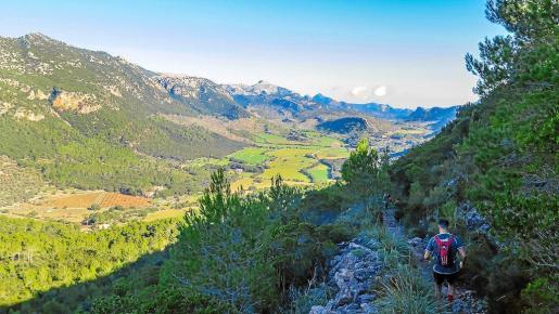 Imagen de la Vall d'Orient.