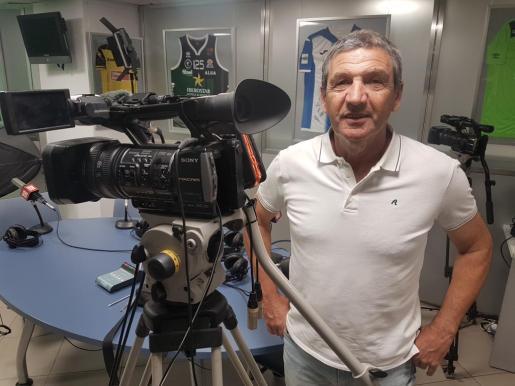 Antoni Cànovas, dirige y presenta el espacio de seguridad vial de Ultimahora.es