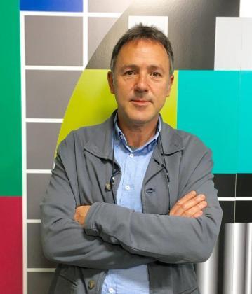 Imagen del exdirector del Canal 24 horas Pedro Roncal.
