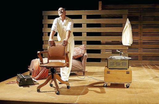 El actor Martí Peraferrer, en una escena de 'Tennessee'.
