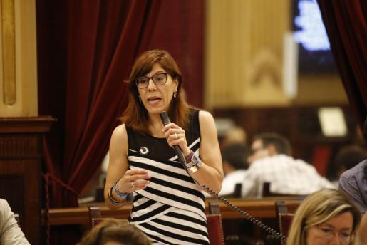 Laura Camargo.