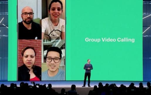 WhatsApp ya permite realizar videollamadas en grupo