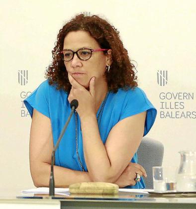 Catalina Cladera, en una imagen de archivo.