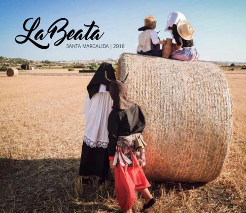 Santa Margalida vive sus fiestas de La Beata 2018.