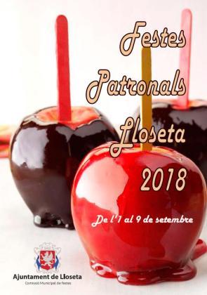 Lloseta vive sus fiestas patronales 2018.