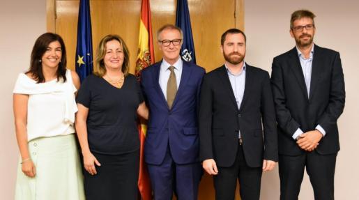 El CSD aporta 122.000 euros para subvencionar los desplazamientos del deporte balear