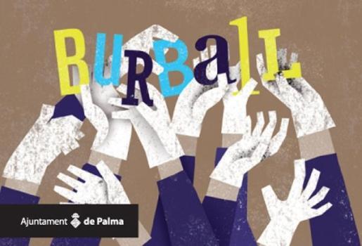 El Burball se celebra en el Teatre Catalina Valls de Palma.