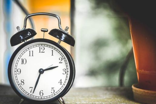 Imagen de un reloj.