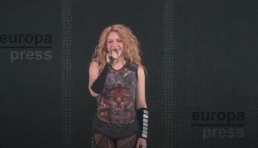 Shakira cancela su concierto en Los Ángeles por problemas de salud.