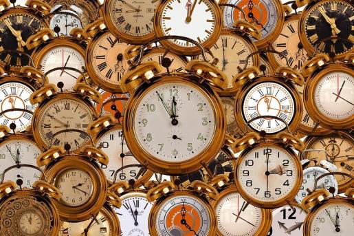 La eliminación del cambio de hora podría estar más cerca.