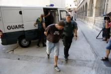 Detenidos por estafa en Palma