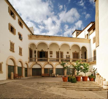 El Museu de Mallorca, en Palma.