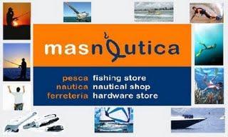 Mas Nautica está especializada en la venta de accesorios naúticos.