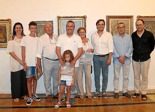 María José Domínguez, Miquel A. Soler, Miquel A. Soler, Miquel A. Soler, Marina Soler, Bel Bonnín, Francesc Miralles, Rafel M. Creus y Gabriel Carrió.