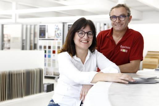 Catalina Galmés, gerente de la empresa.