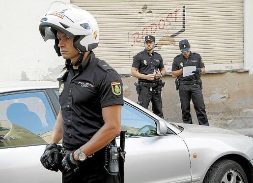 La detención la realizaron agentes del Grupo de Investigación Centro del CNP.