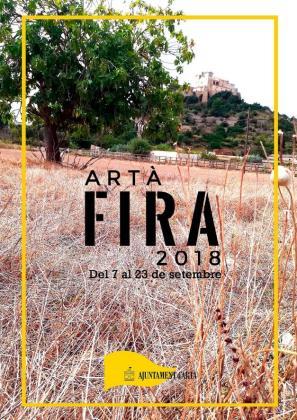 Artà celebra su Fira agrícola i Ramadera 2018.