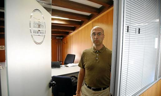 El jefe de la Oficina Anticorrupción Jaume Far, en una imagen de archivo.