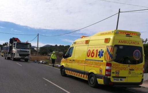 El paciente, de nacionalidad española, ingresó a las 18.15 horas en urgencias, donde falleció.