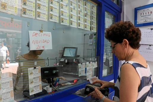 Balears cuenta con 207 puntos de venta de loterías.
