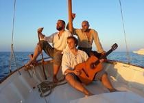 Daniele Fregapane, Joan Toni Sunyer y Moli Quetglas protagonizan esta obra de Petita Pàtria.