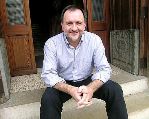 Imagen del exalcalde de Porreres, Bernat Bauzá.