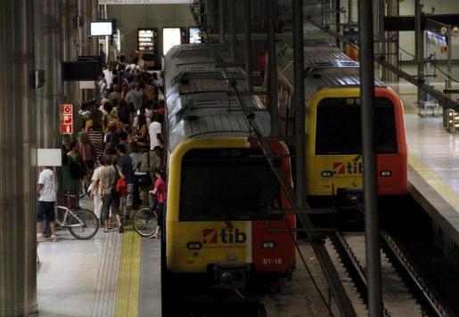 El Govern pide a Fomento que amplíe 4 años la ejecución del convenio ferroviario