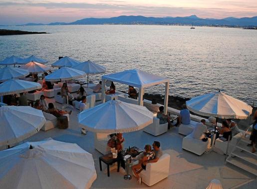 Puro Beach es uno de los beach club más conocidos de Palma.