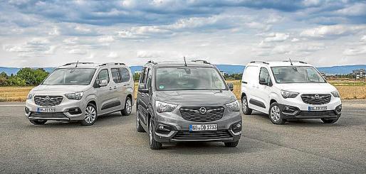 El nuevo Opel Combo ofrece numerosos sistemas de asistencia.