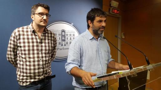 Ferrà ha criticado que las declaraciones de Company «dan la talla del personaje que es».
