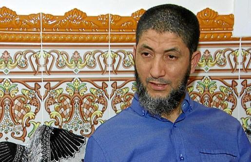 Mohamed Attaouil, en una imagen de TV3, fue muy activo cuando residía en Felanitx.
