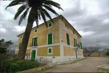 Sa Casa Llarga forma parte de las instalaciones del Instituto contra la exclusión social de Mallorca.