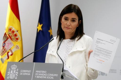 Montón ha vuelto a negar irregularidades en el 'Máster en Estudios Interdisciplinares de Género.