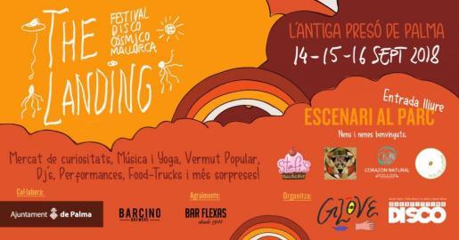 El festival The Landing llena de DJ's la antigua prisión de Palma.