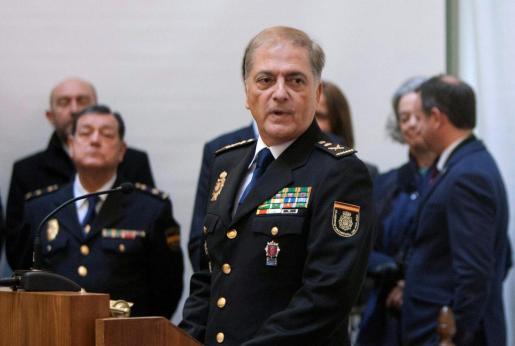 Fotografía de archivo del 30/01/2018 del comisario principal José AntonioTogores Guisasola, que hasta ahora ocupaba este cargo en Extremadura, ha sido nombrado nuevo jefe superior de Policía de Cataluña.