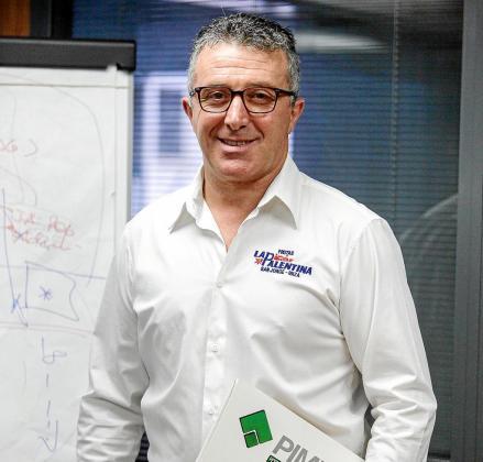 Alfonso Rojo es el presidente de la Petita i Mitjana Empresa d'Eivissa i Formentera.