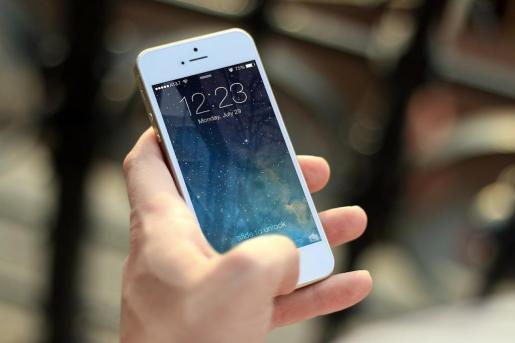 Imagen genérica de un móvil.