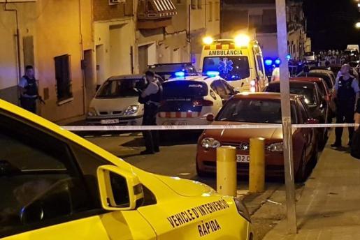 Dos hombres resultaron heridos en un tiroteo ocurrido en el barrio de Can Puiggener de Sabadell.