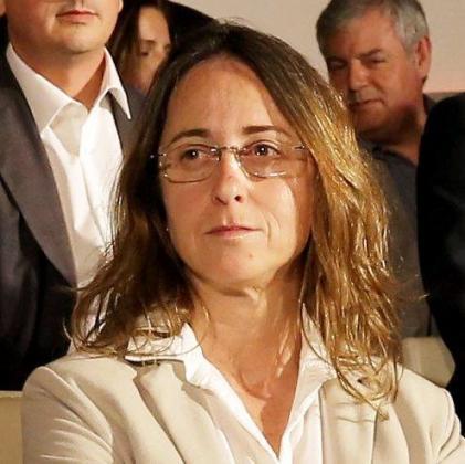 La diputada de Ciudadanos en Baleares, Olga Ballester.
