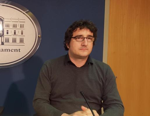 Antoni Reus, en una imagen de archivo.