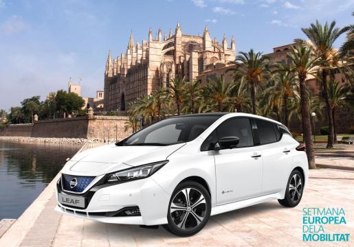 El LEAF es el vehículo 100% eléctrico más vendido del mundo.