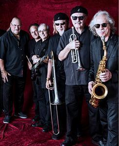 The Original Blues Brothers Band recala en Trui Tetre.