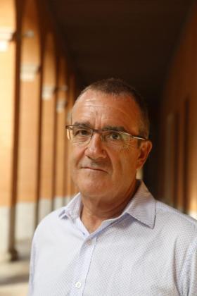 Juan Pedro Yllanes, Diputado y aspirante a encabezar la lista de Podemos.